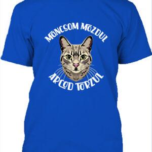 Macska mancs – Férfi póló