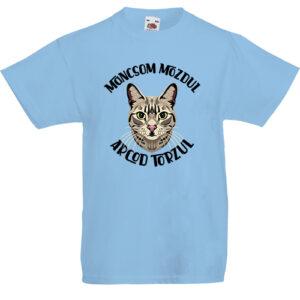 Macska mancs- Gyerek póló