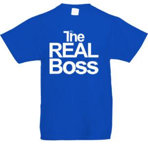 The real boss- Gyerek póló