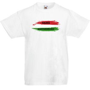Hajrá Magyarország- Gyerek póló