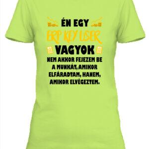 ERP key user – Női póló