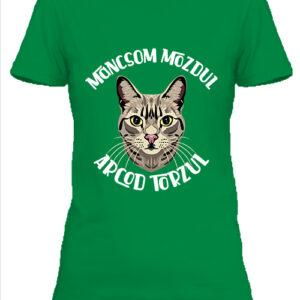 Macska mancs – Női póló