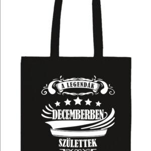 A legendák decemberben születtek – Prémium hosszú fülű táska