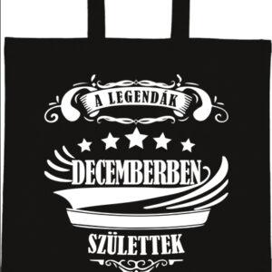 A legendák decemberben születtek – Basic rövid fülű táska
