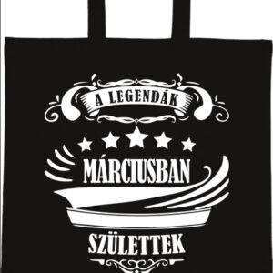 A legendák márciusban születtek – Basic rövid fülű táska