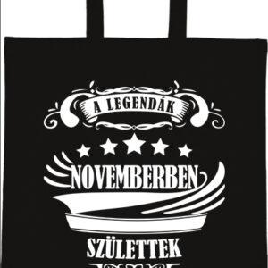 A legendák novemberben születtek – Basic rövid fülű táska