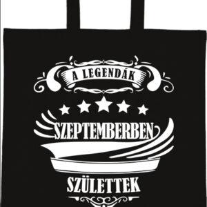A legendák szeptemberben születtek – Basic rövid fülű táska