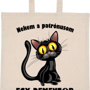 Patrónus cica – Basic rövid fülű táska