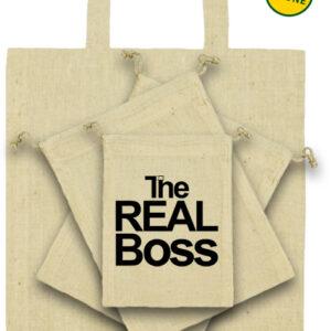 The real boss – Táska szett