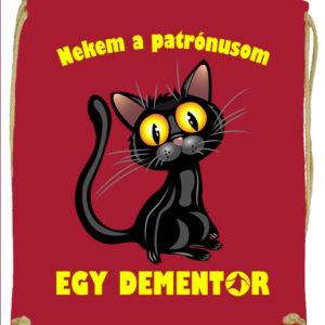 Patrónus cica- Prémium tornazsák