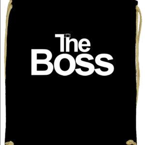 The boss- Prémium tornazsák