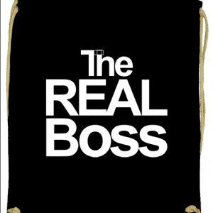 The real boss- Prémium tornazsák