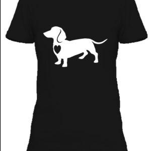 Tacskó – Női póló