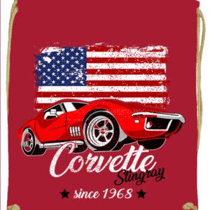 Corvette – Prémium tornazsák