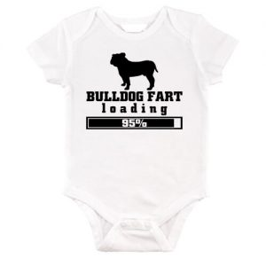 Bulldog fart – Baby Body