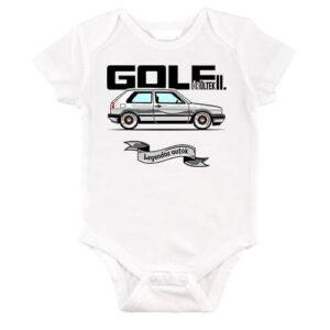 Golf őrültek II – Baby Body