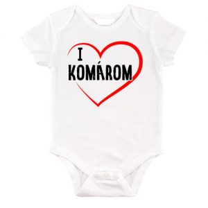 I love Komárom – Baby Body