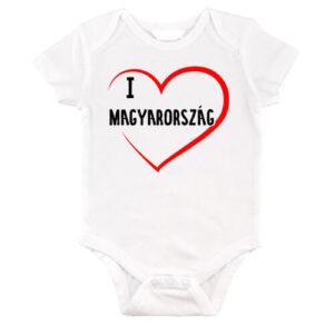I love Magyarország – Baby Body