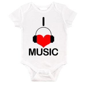 I love music – Baby Body