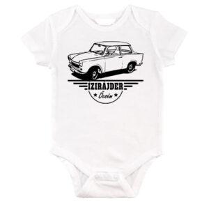 Ízirájder öcsém Trabant – Baby Body