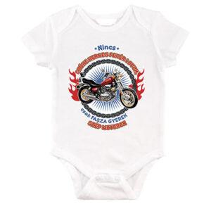 Nincs szőke herceg motoros – Baby Body