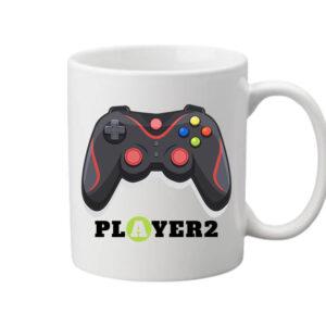 Player 2 – Bögre