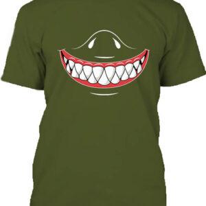 Cápafog mosoly – Férfi póló