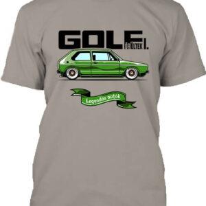 Golf őrültek I – Férfi póló