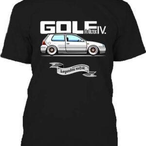 Golf őrültek IV – Férfi póló