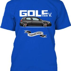 Golf őrültek V – Férfi póló