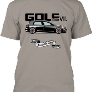 Golf őrültek VII – Férfi póló
