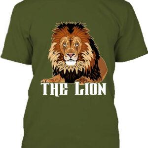 The lion Az oroszlán – Férfi póló