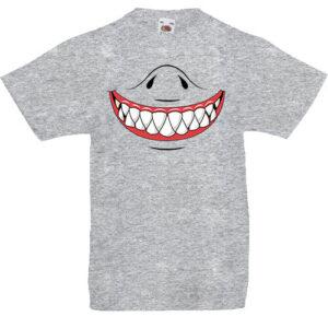 Cápafog mosoly- Gyerek póló