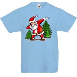Debelő Mikulás- Gyerek póló