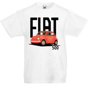 Fiat 500- Gyerek póló