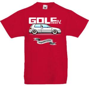 Golf őrültek IV- Gyerek póló