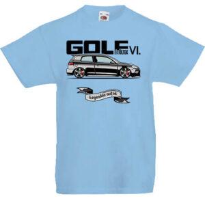 Golf őrültek VI- Gyerek póló