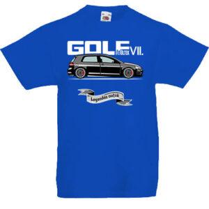 Golf őrültek VII- Gyerek póló