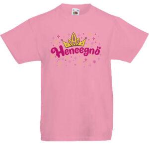 Hencegnő- Gyerek póló