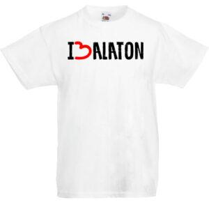 I love Balaton- Gyerek póló