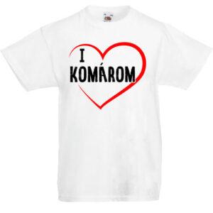 I love Komárom- Gyerek póló