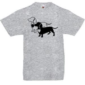 I love Tacskó- Gyerek póló