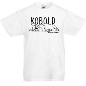 Kobold francia bulldog- Gyerek póló