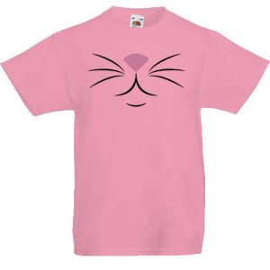 Macska száj- Gyerek póló