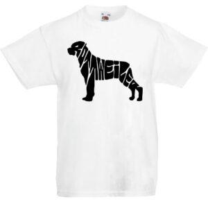 Rottweiler- Gyerek póló