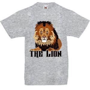 The lion Az oroszlán- Gyerek póló