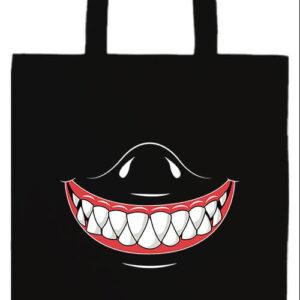 Cápafog mosoly- Basic hosszú fülű táska
