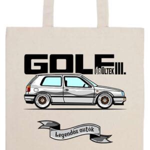 Golf őrültek III- Basic hosszú fülű táska