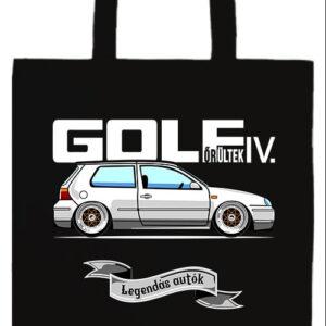 Golf őrültek IV- Prémium hosszú fülű táska