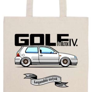 Golf őrültek IV- Basic hosszú fülű táska